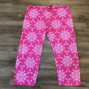 Victoria's Secret Pajama Pants Size L